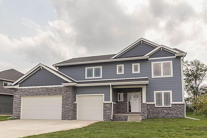 Custom 2 story floor plan ccs homes custom home builder for Custom one story home plans